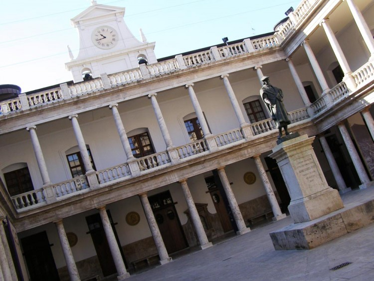 Antiga Universitat de València ( La Nau)
