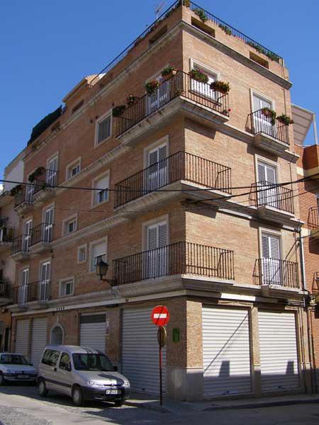 Edificio de vivienda Alboraia - València