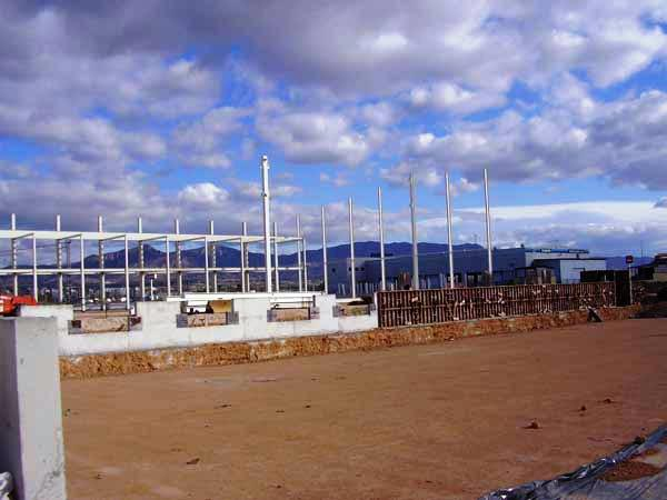 Centro Logístico de Mercadona San Isidro - Alacant