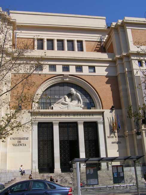 Universidad de Medicina - València