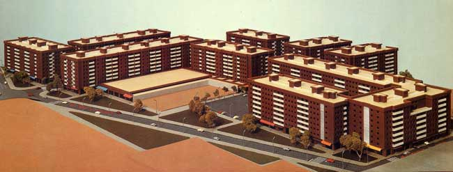Edificios nueva obra
