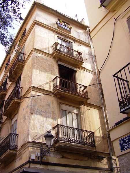 Edifici Residencial Carrer dels Canvi - València