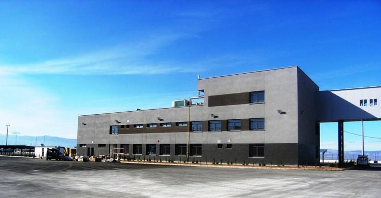 Centro Logístico de Mercadona Guadix - Granada