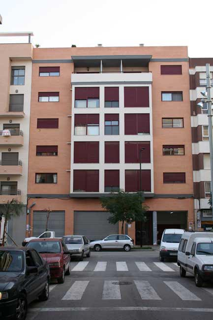 Edificio viviendas Alboraia - València