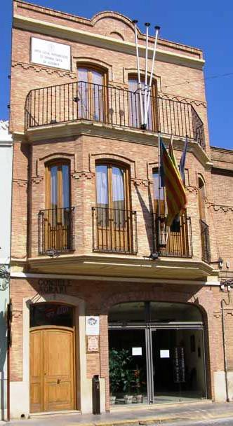 Jutjat de Pau d'Alboraia - València