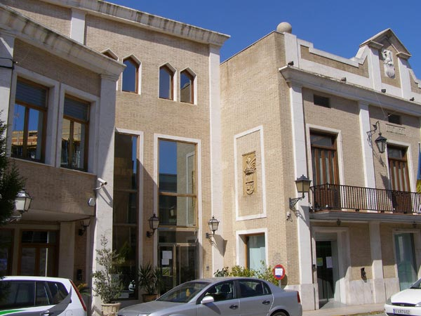 Ajuntament d'Alboraia - València