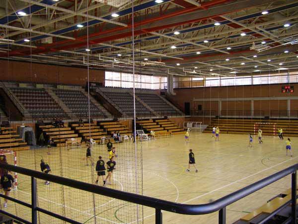 Pavelló Esportiu Universitari - València