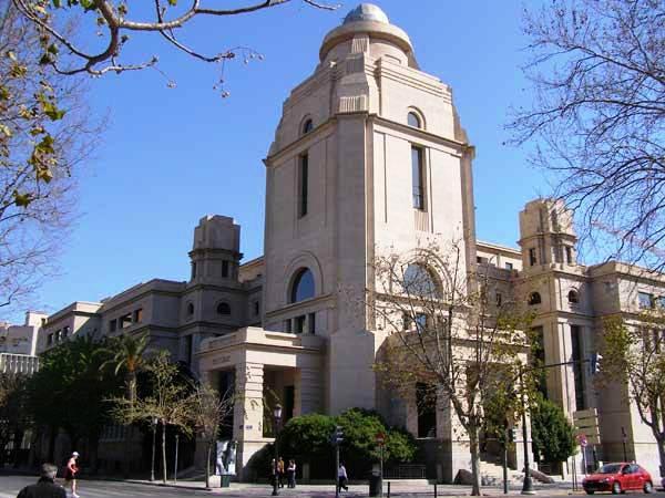 Rectorat Universitat - València