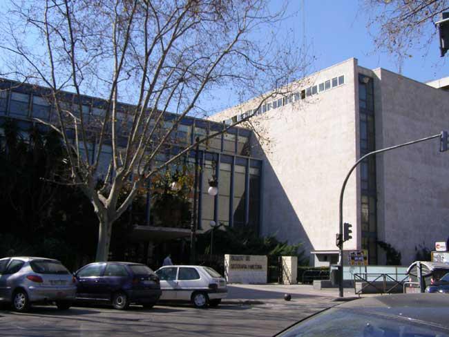 Facultad de Geografía - València