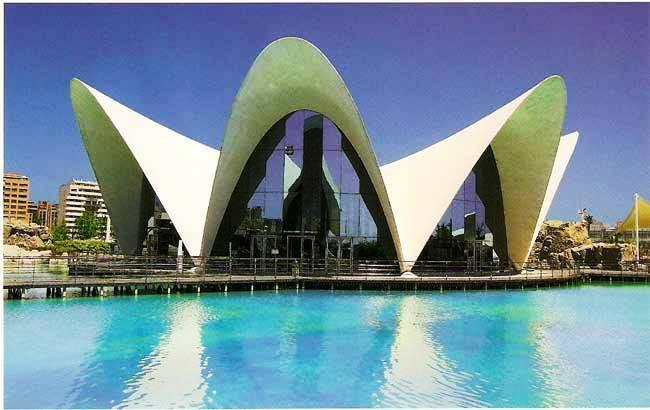 L'Oceanogràfic - València