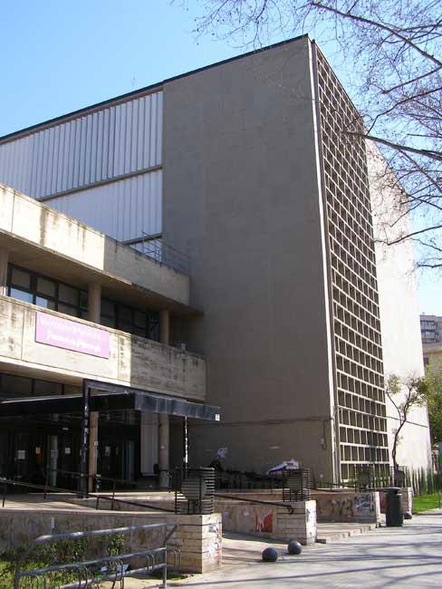 Facultad de Psicología - València