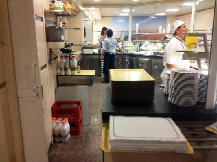 Cafeteria Hospital Municipal - Badalona