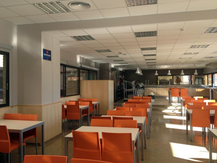 Cafeteria Hospital General - Albacete