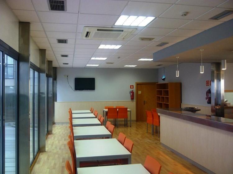 Cafeteria Hospita Montecelo - Pontevedra