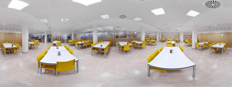 Cafeterias Hospital La Fe - València