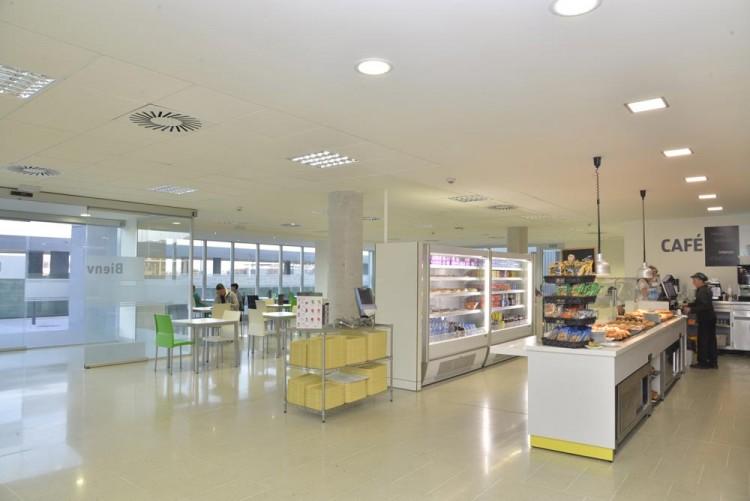 Cafeteria Hospital Francesc de Borja - Gandia