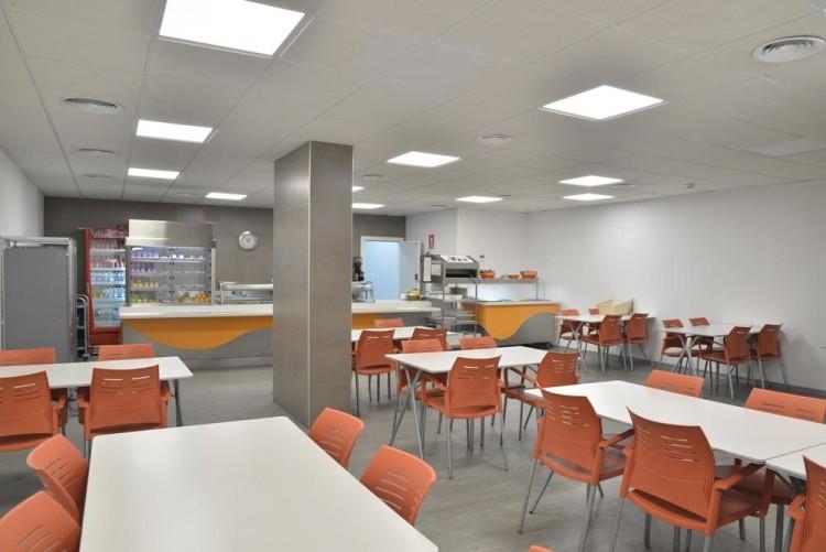 Cafeteria Personal Sanitario Hospital Clínic - València