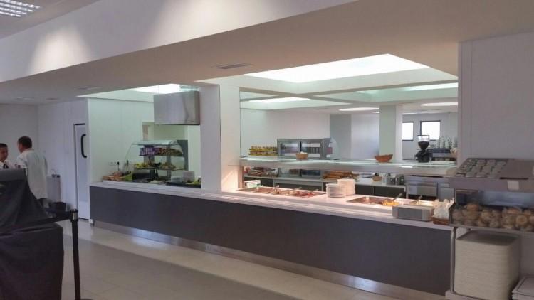 Cafeteria Hospital Sant Joan de Déu - Martorell