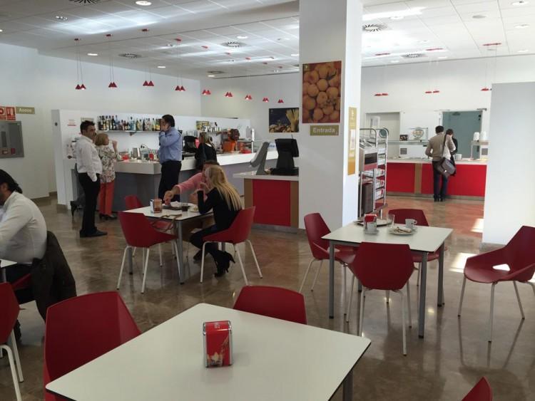 Cafeteria Càmara València Parque Tecnológico - Paterna