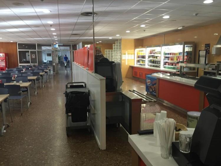Cafeteria Hospital Sagunt - València