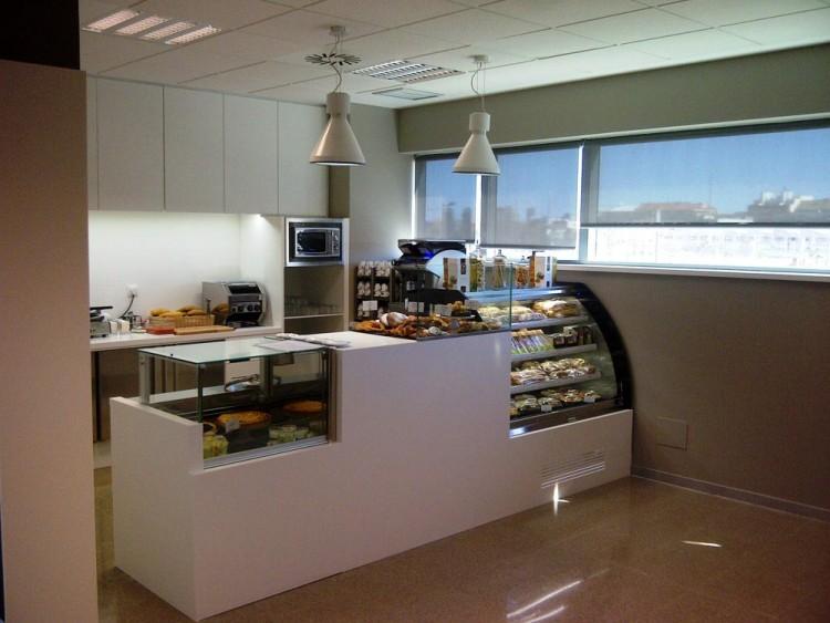 Cafeteria BIOpolo Hospita La Fe - València