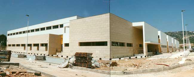 Colegio Publico Dénia y Xàbia - Alacant