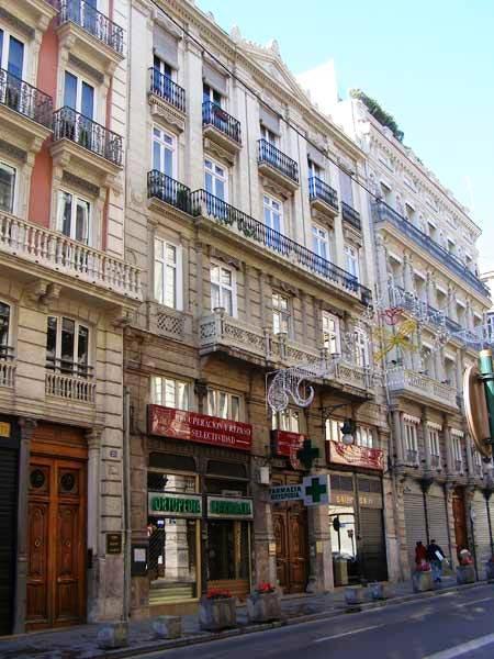 Edifici Residencial Carrer La Pau - València
