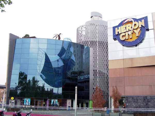 Centro Comercial Heron City - Barcelona