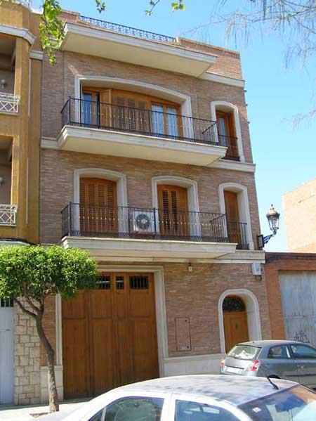 Vivienda particular Alboraia - València