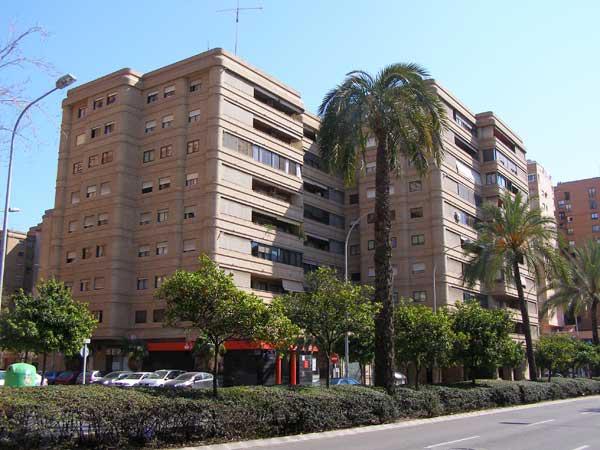 Boulevar Primado Reig - València