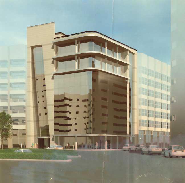 Edificio Tesorería - Oviedo