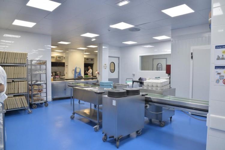 Cuina Hospital Francesc de Borja - Gandia